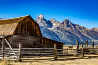 The Grand Tetons National Park